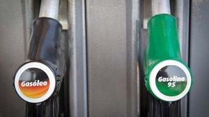 Los carburantes presentan su precio más alto desde 2014.