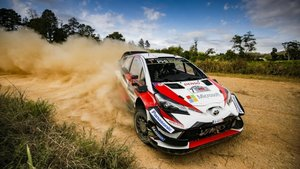 Latvala, en la pasada edición del Rally de Australia