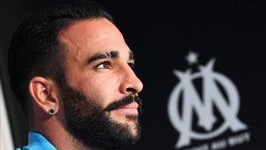 Adil Rami no ha tenido un camino fácil desde su polémica salida del Marsella