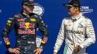 La agresividad de Verstappen pone de los nervios a la gente de Mercedes