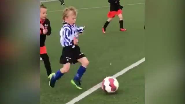 Aidan Kuyt presume de calidad pese a sus 5 años de edad