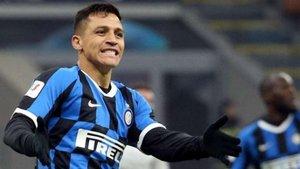 Alexis Sánchez se quedará en propiedad del Inter