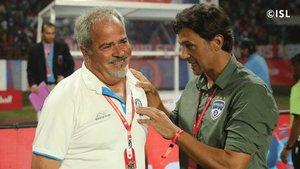 Antonio Iriondo y Carles Cuadrat dirigen al Jamshedpur y Bengaluru, respectivamente