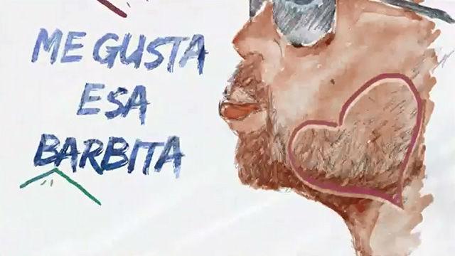 Así es la canción que Shakira dedica a Piqué