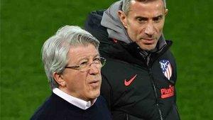 El Atlético de Madrid está fuera de la futura asamblea del fútbol español