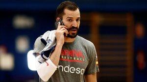 El azulgrana Pau Ribas prepara el Mundial con la selección española