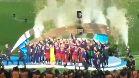 El FC Barcelona levantó el título del Mundial de Clubes en Japón