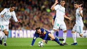 Barcelona y Real Madrid vuelven a medirse el 28 de octubre