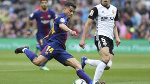 FC Barcelona, 2 - Valencia CF, 1
