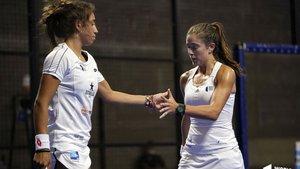 Bea González y Martita Ortega forman una pareja de mucho futuro