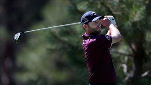 Branden Grace no podrá disputar el PGA Championship la próxima semana al dar positivo