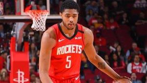 Caboclo es jugador de los Rockets