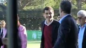 Casillas transmitió interés por presentarse elecciones a Federación Española