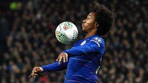 El Chelsea no quiere vender a Willian