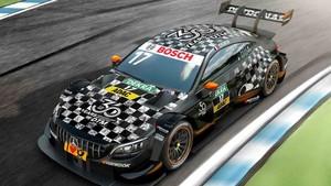 El coche que pilotará Ogier en Austria