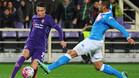 Cristian Tello quiere seguir en la Fiorentina