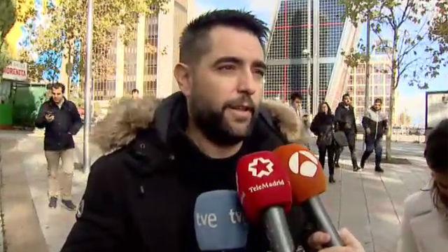 Dani Mateo: Estamos llevando a un payaso frente a un juez por hacer su trabajo