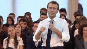 Emmanuel Macron no ocuparía el banquillo de Francia ni en rugby ni en fútbol