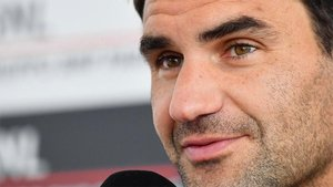 Federer ya está en París