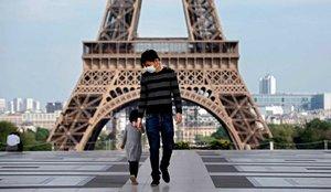 Francia decreta el toque de queda para 46 millones de habitantes