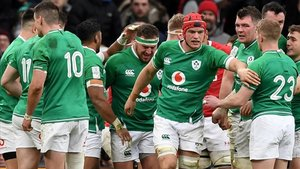Irlanda celebra un punto ante Gales