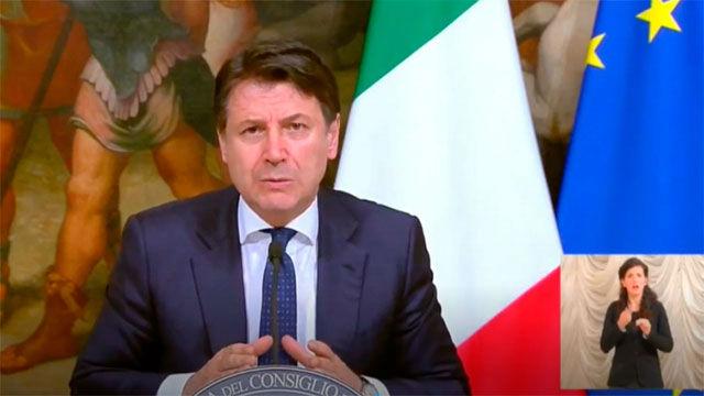 Italia prorroga el confinamiento al 13 de abril a la espera de una mejoría