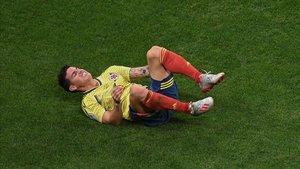 James representa otro dolor de cabeza para Zidane