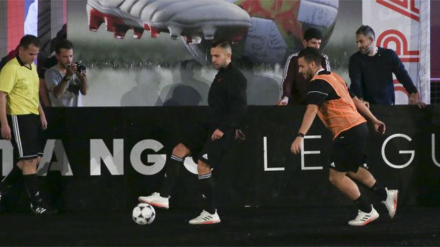 Jodi Alba, sobre Morata: Los buenos jugadores y la buena gente caben en el Barça