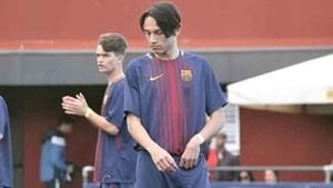 Joel López se despide del Barcelona