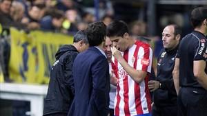 Jorge Meré deja el Sporting