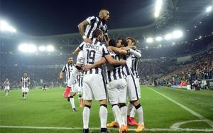 La Juventus demostró que también quiere estar en la final de Berlín