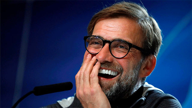 Klopp: Jugar contra el Atlético es una de las cosas más difíciles para un jugador