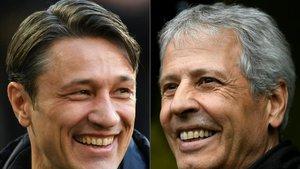 Kovac y Favre lucharán por esta nueva Bundesliga