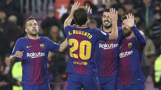 LALIGA | Barça - Deportivo (4-0): Luis Suárez consumó su doblete ante el Depor