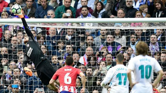 LALIGA | Real Madrid - Atlético (1-1): Oblak fue el jugador más destacado del partido