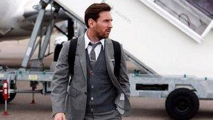 Leo Messi irrumpe en la clasificación de los 100 rostros más bellos | Esquire