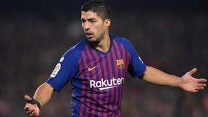 Luis Suárez tiene la ilusión de retirarse como azulgrana
