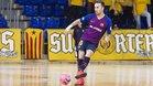 Mario Rivillos está de vuelta casi nueve meses después de su lesión