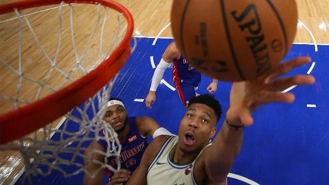 Lo mejor de Antetokounmpo, nuevo MVP de la NBA