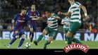Messi volvió a marcar las diferencias