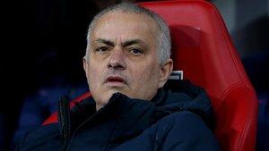 Mourinho, técnico del Tottenham