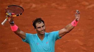 Nadal sigue en la segunda posición del ranking ATP