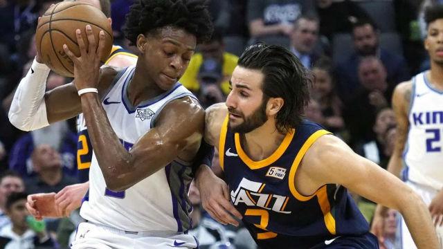 NBA VIDEO | Resumen y vídeo del partido Kings - Jazz (105-120)