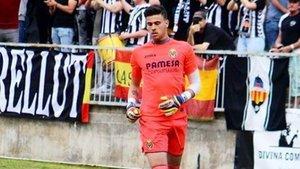 El portero llega procedente del filial del Villarreal