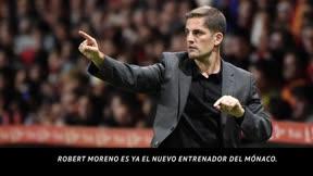 Robert Moreno, nuevo entrenador del Mónaco