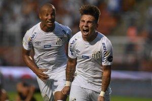 Santos ha marcado siete goles en los primeros 360 minutos