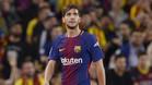 Sergi Roberto no podrá jugar el primer partido oficial del Barça esta temporada, la Supercopa contra el Sevilla