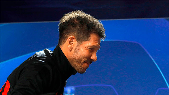Simeone: Veo optimismo e ilusión