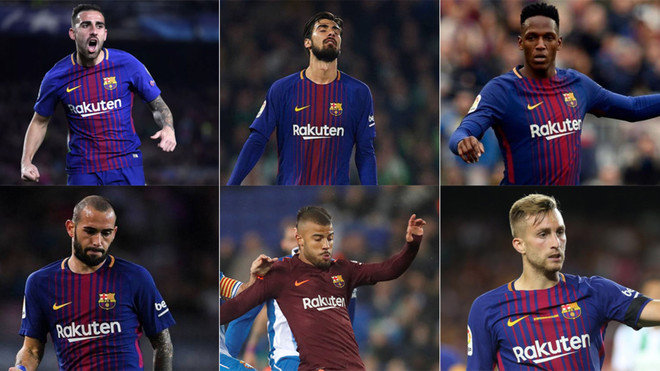 Todo el dinero que pretende obtener el Barça este verano con los traspasos