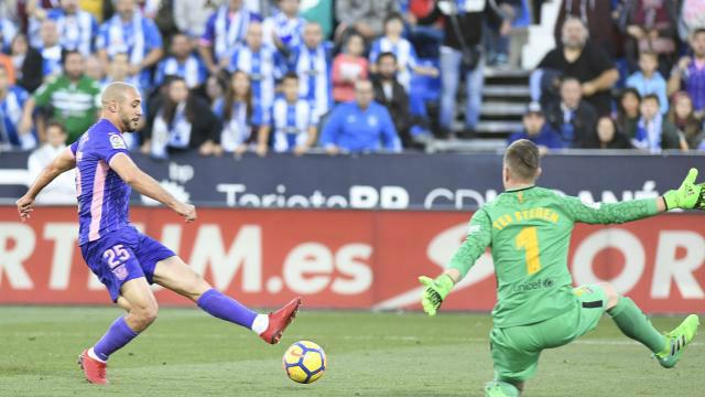 Top 5 mejores paradas de la jornada 12 de la Liga Santander